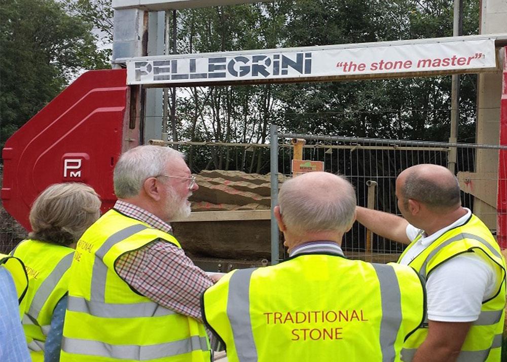 Stonework contractors