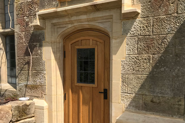 Gravetye Manor - Traditional Stone - Stone Specialists